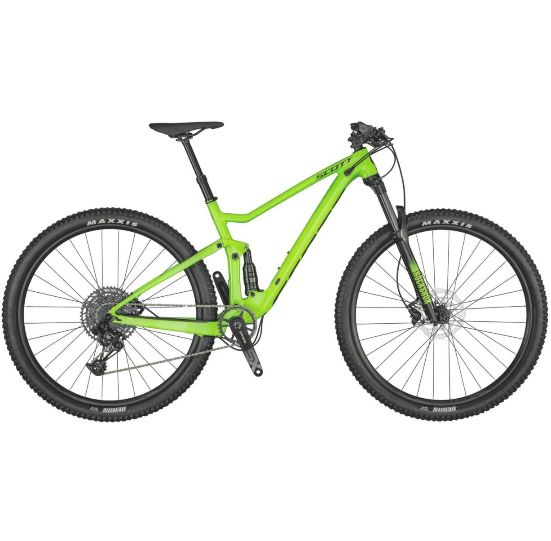 Bicicleta Mtb Aro 29 Scott Spark 970 2021 Sram Eagle 12v - Verde