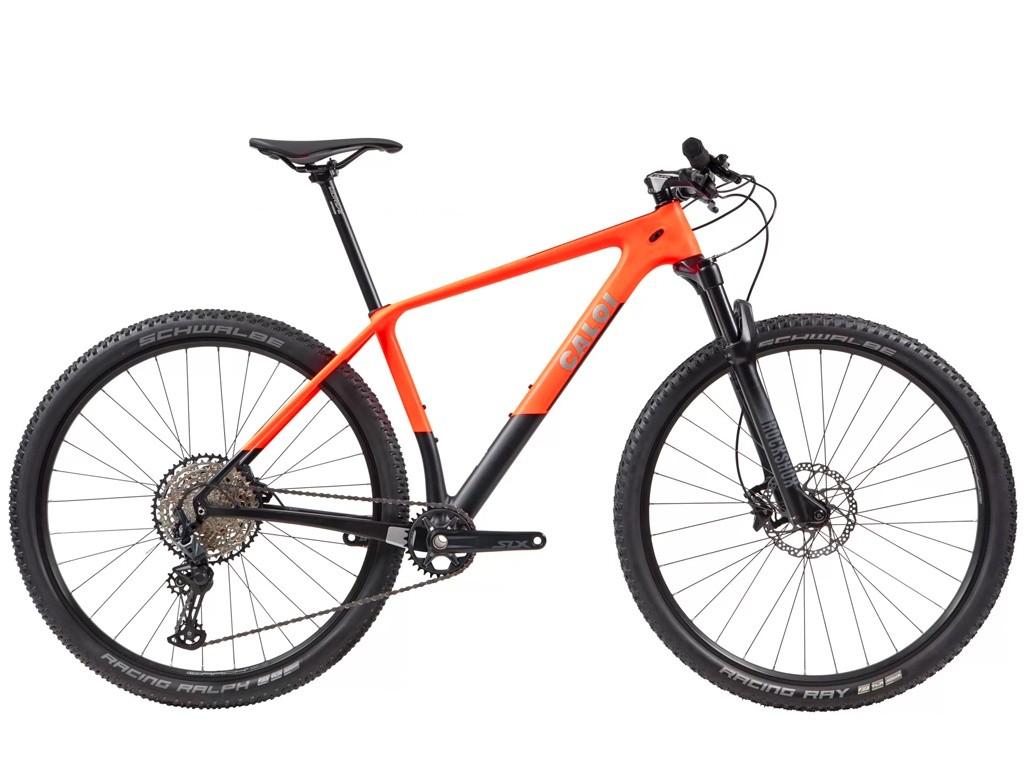 Bicicleta MTB Caloi Elite Carbon Sport 2021 SLX 12v