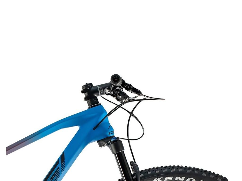 Bicicleta Aro 29 MTB Oggi Agile PRO GX 2021 - Vermelho / Azul