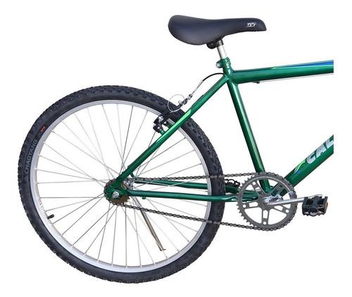 Bicicleta Passeio Calil Bike Aro 26 Sem Marcha - Verde