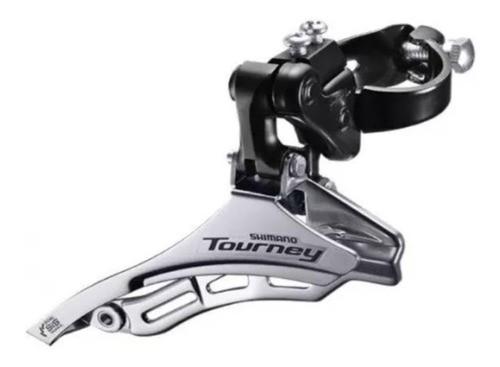 Cambio Traseiro Bike Shimano Tourney + Cambio Dianteiro TY300