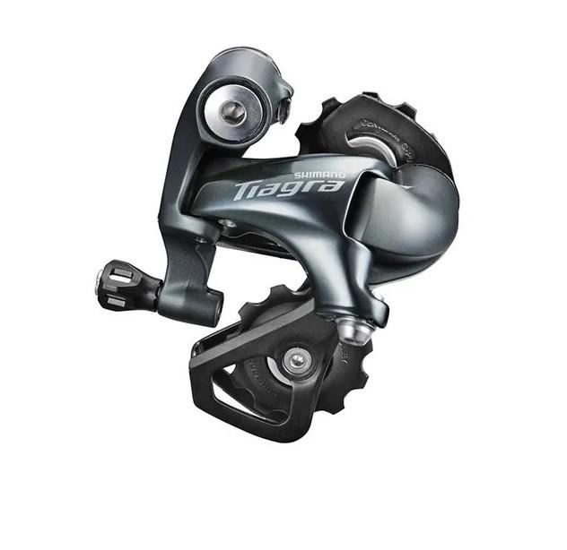 Câmbio Traseiro Speed Shimano Tiagra RD-4700 SS Cage Curto  - Calil Sport Bike