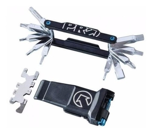Canivete Ferramentas Bicicleta Shimano Pro Mini 22 Funções