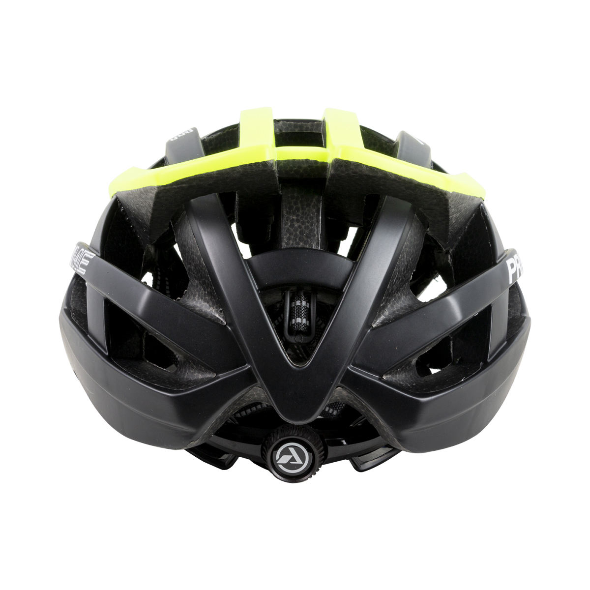 Capacete Bike MTB Speed Ciclismo Absolute Prime - Preto / Amarelo Neon