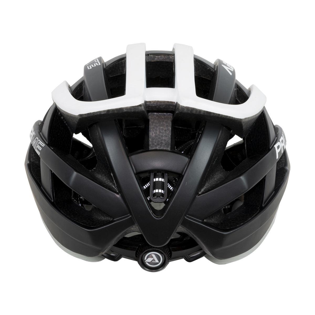 Capacete Bike MTB Speed Ciclismo Absolute Prime - Preto / Branco