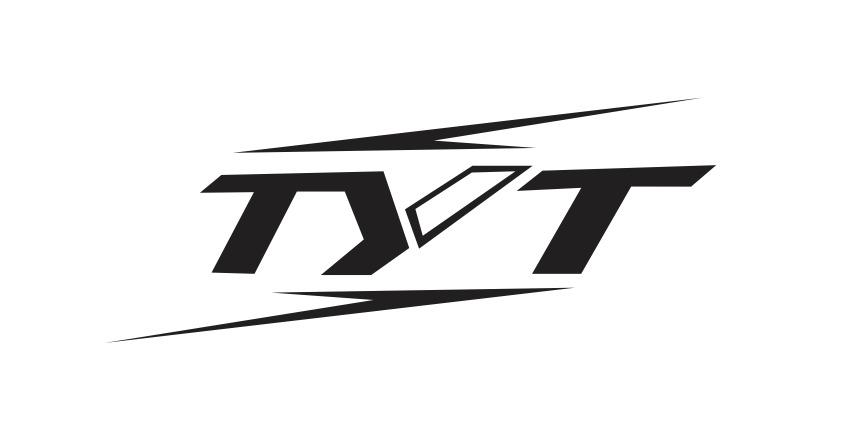 Capacete Bike Tyt MTB Pro C/ Sinalizador Led - Vermelho c/ Preto