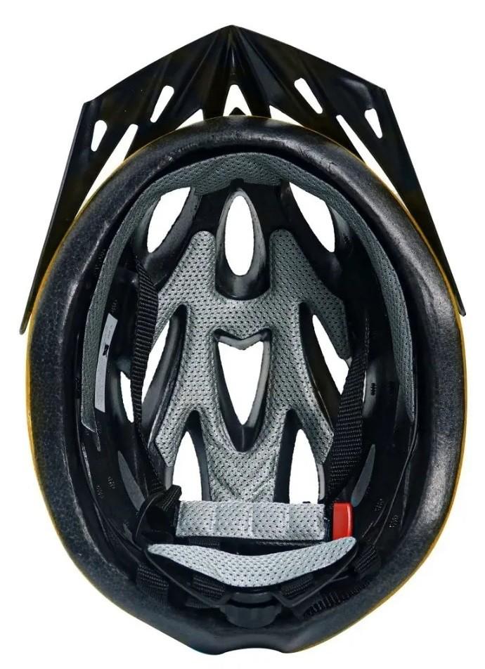 Capacete Ciclismo MTB RAVA TSW Space New - Laranja