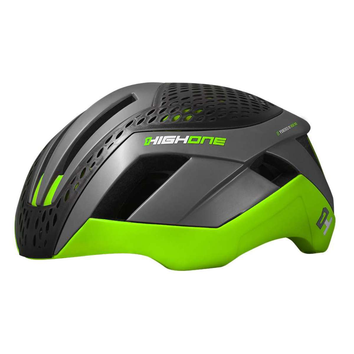Capacete Ciclismo MTB Speed High One Pro Space - Verde  - Calil Sport Bike