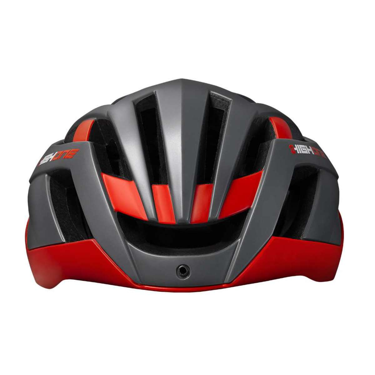 Capacete Ciclismo MTB Speed High One Pro Space - Vermelho  - Calil Sport Bike
