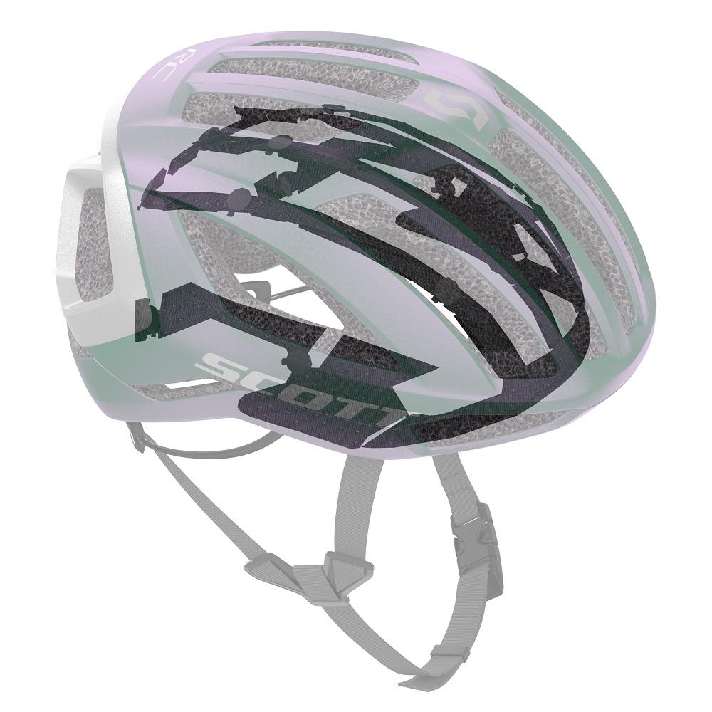 Capacete Ciclismo Mtb Speed Scott Centric Plus (CE) 2021 - Vermelho