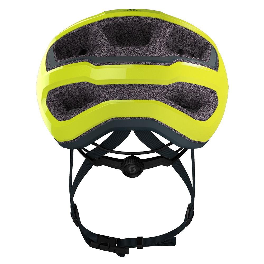 Capacete Ciclismo MTB Speed Scott Mtb Arx (ce) 2021 - Amarelo