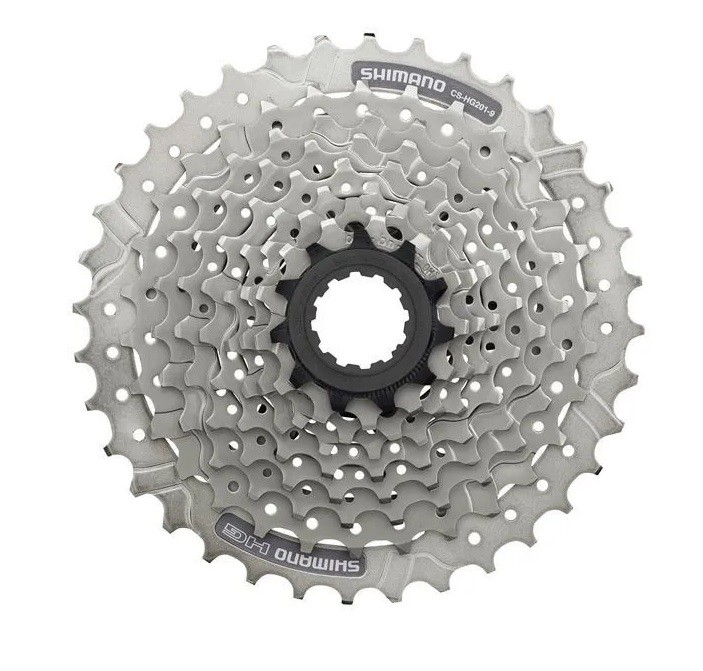 Cassete Bicicleta Shimano Altus HG201 9v 11-36 Mtb  - Calil Sport Bike