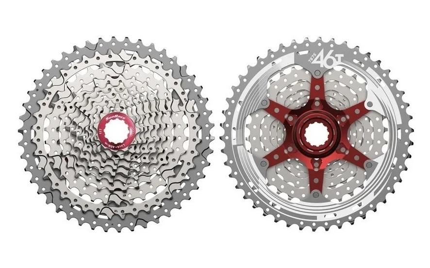 Cassete Bike MTB Sunrace Mx3 10v 11x46 Dentes Cog 11/46