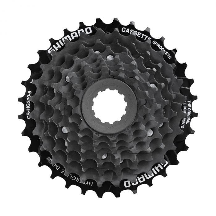Cassete MTB Shimano HG200 8v 12/32D  - Calil Sport Bike