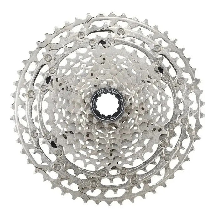 Cassete Shimano Mtb Deore Cs M5100 11v 11-51 Normal