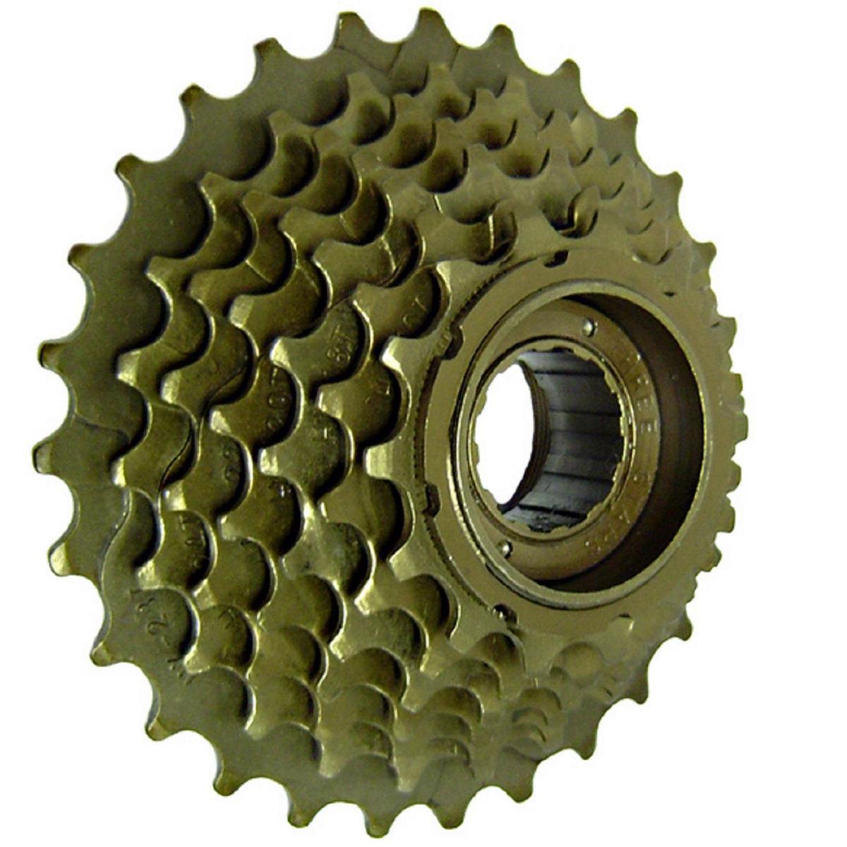Catraca Roda Livre Bicicleta 7 velocidades 14-28 Indexada
