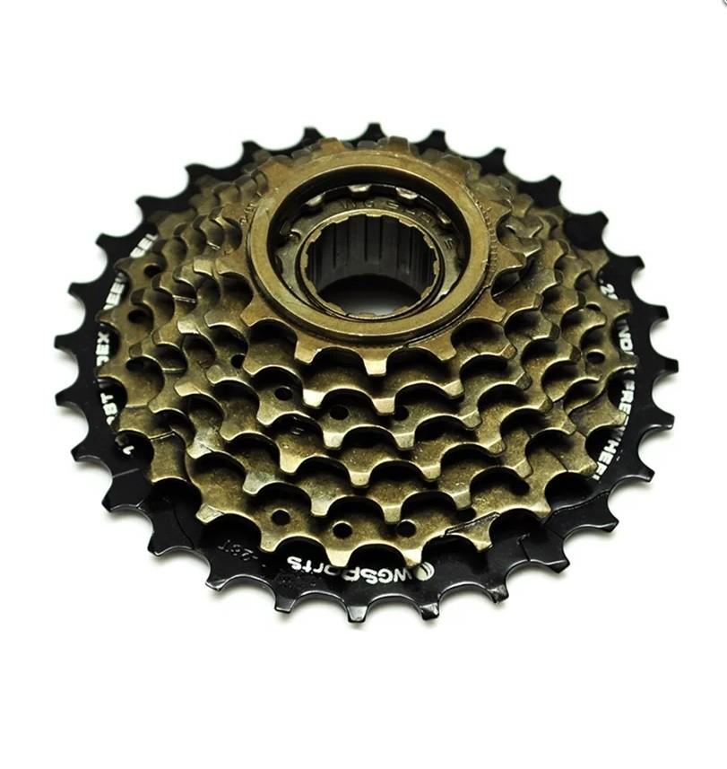 Catraca Roda Livre Bike WG Sports 7 velocidades Indexada