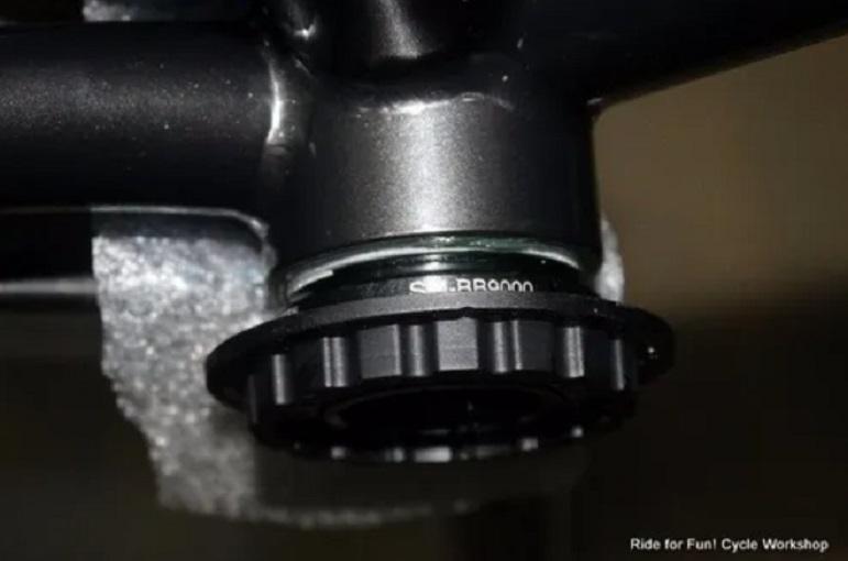 Chave Adaptador Extrator Central Hollow Super B TB-BB18 Dura Ace