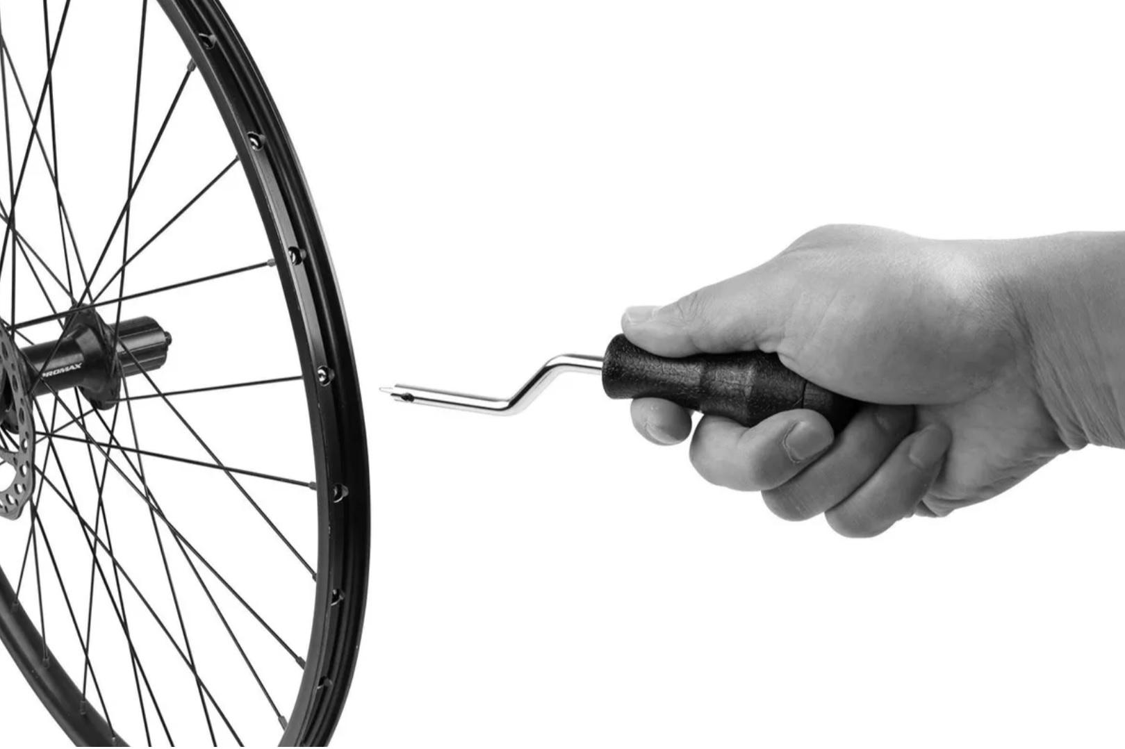 Chave Para Instalar Nipple Em Aro Bicicleta Super B Tb-7816