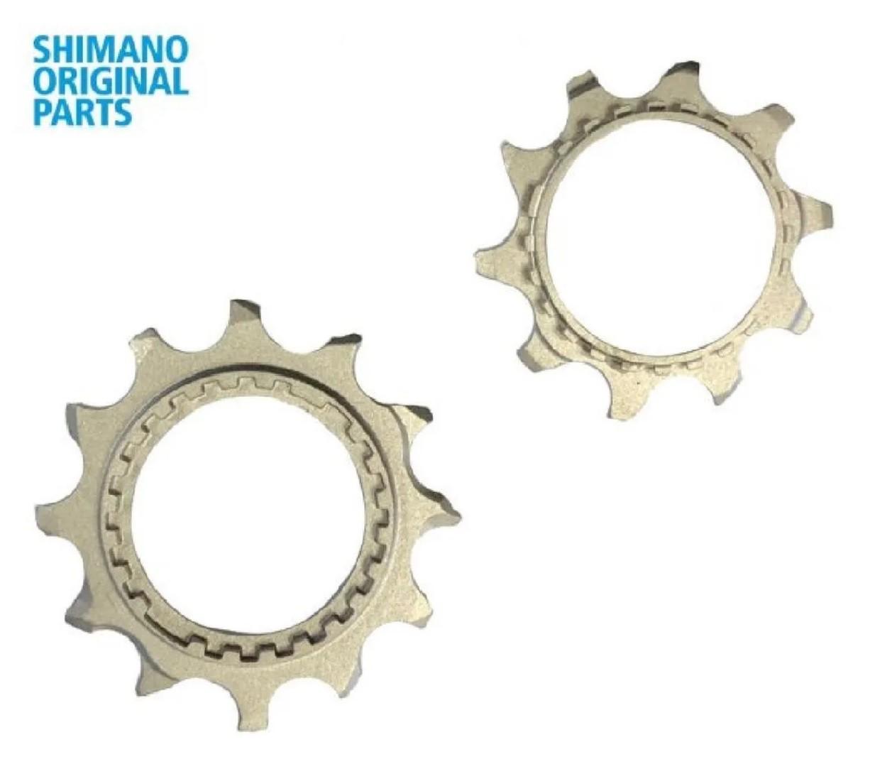 Cog 10d/12d Pinhão Para Cassete 12v Shimano M6100 M7100 M8100 M9100  - Calil Sport Bike