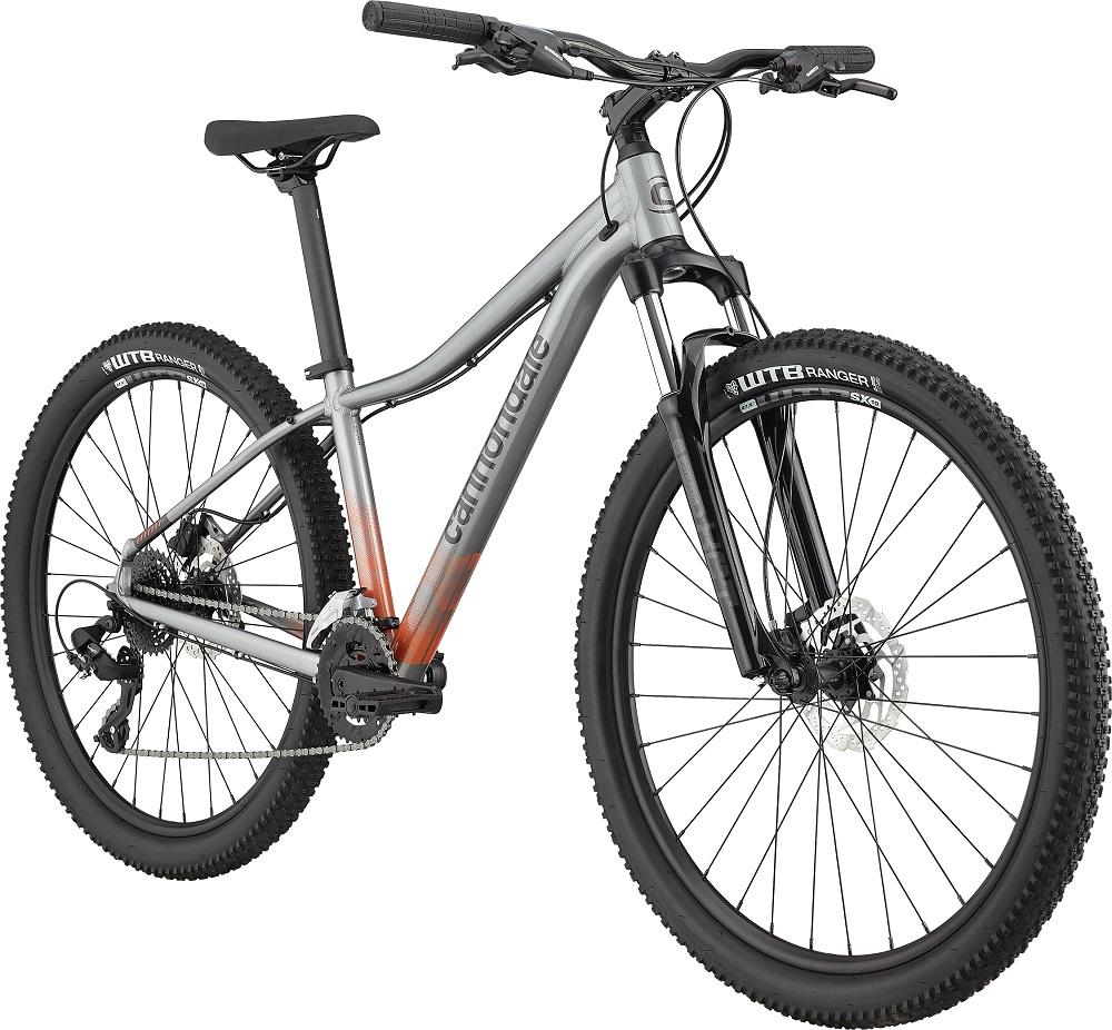Bicicleta Aro 29 MTB Cannondale Trail 7 16v Feminina 2021 - Cinza