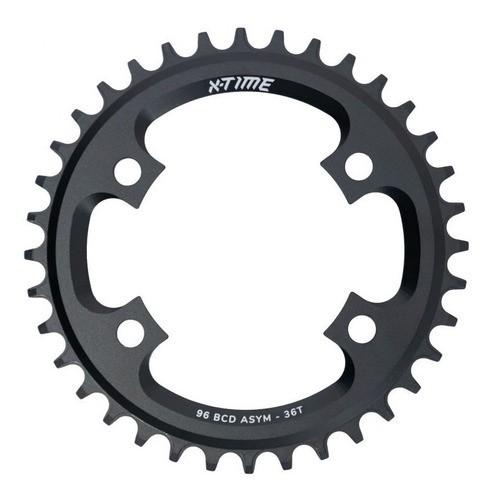 Coroa Engrenagem Bike Mtb Tsw Xtime Bcd 96 - 36 Dentes  - Calil Sport Bike
