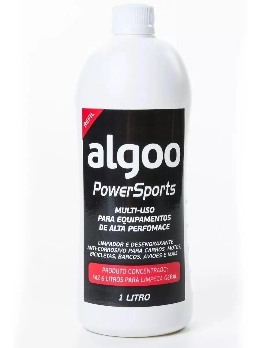 Desengraxante Bike Concentrado Algoo Powersports 1 Litro