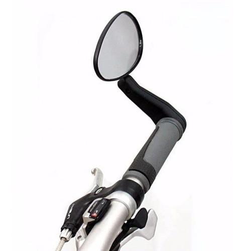 Espelho Retrovisor Bike Articulado Convexo Cateye - Direito  - Calil Sport Bike