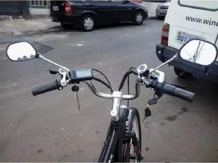 Espelho Retrovisor TYT Para Bicicleta Elétrica JY-102