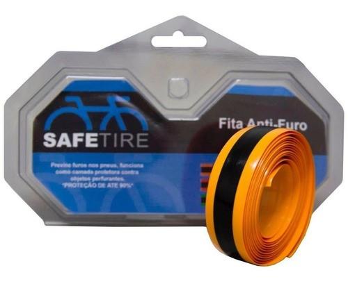 Fita Protetora Anti Furo Pneu Bike 23mm - Aro 27 / 700