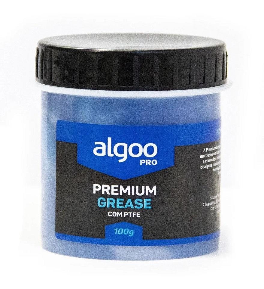 Graxa Bicicleta Algoo Premium Grease Com Ptfe 100g