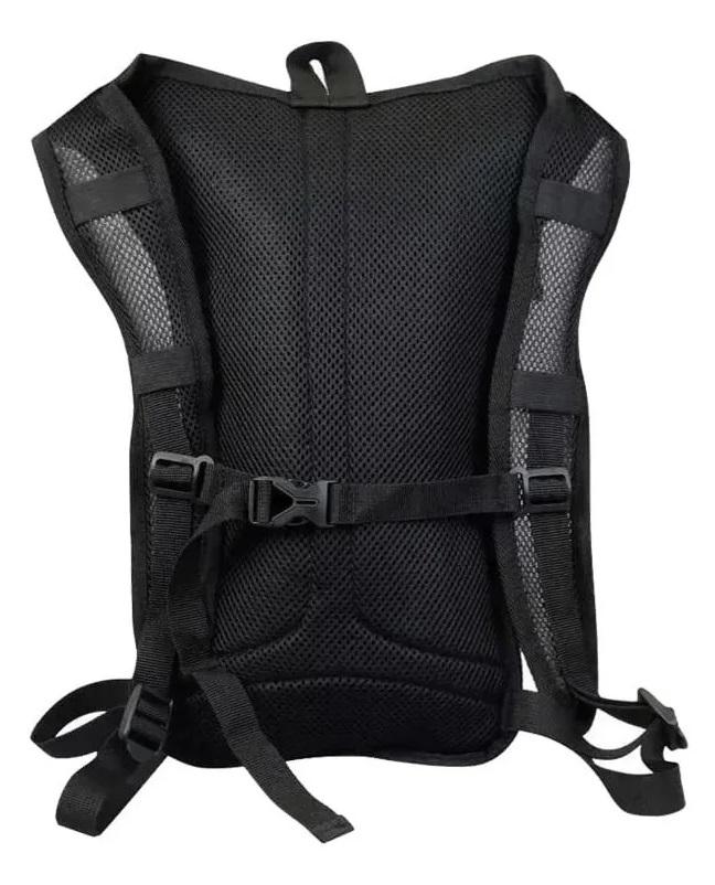 Mochila Hidrataçãol C/ Bolsa D`água Bike 2 L Oggi Hacker Mtb