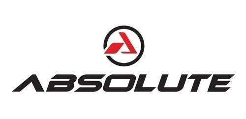 Pedal Bike Bmx Mtb Absolute Brutus Plataforma Alumínio Preto