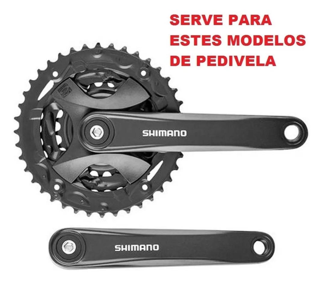 Pedal P/ Bicicleta Mtb Alumínio Polido 9/16 Grosso C/ Esfera