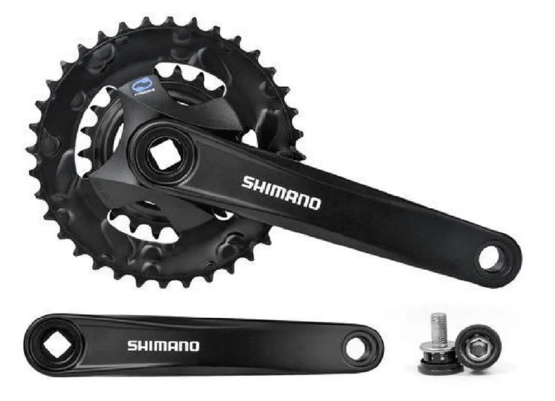 Pedivela Bicicleta MTB Shimano Altus 27v FC-M315 36/22 175mm 7,8 e 9v