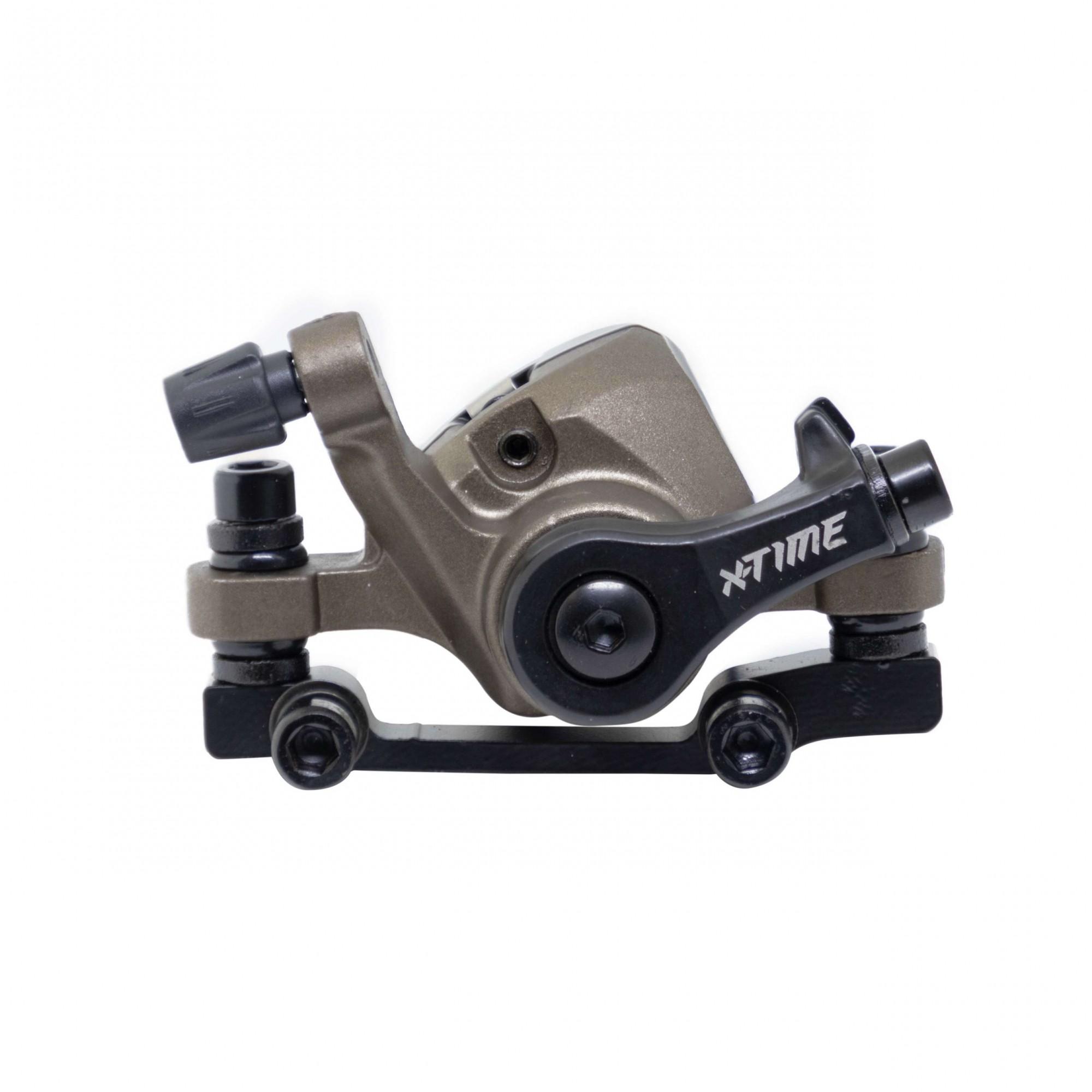 Pinça de Freio a Disco Mecânico RM2 160mm Xtime - TRASEIRO  - Calil Sport Bike