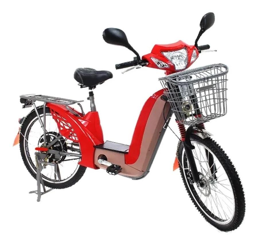 Pneu Bicicleta Elétrica Sousa 24x2.125 Levorin Atacama