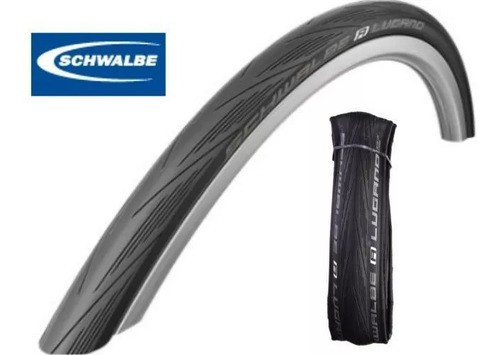 Pneu Bike Speed Schwalbe Lugano K-guard 700x23 Kevlar