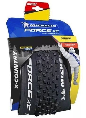 Pneu Michelin Force Xc Performance 29 X 2.25 Tubeless Ready