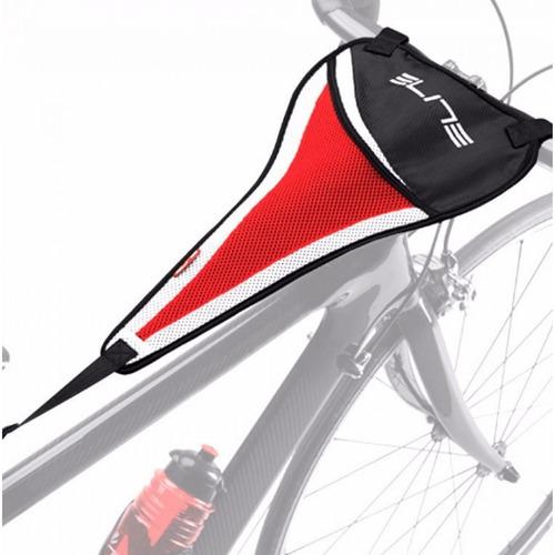 Protetor Quadro Bike Rolo Treino Sweat Catcher Elite Protec Indoor
