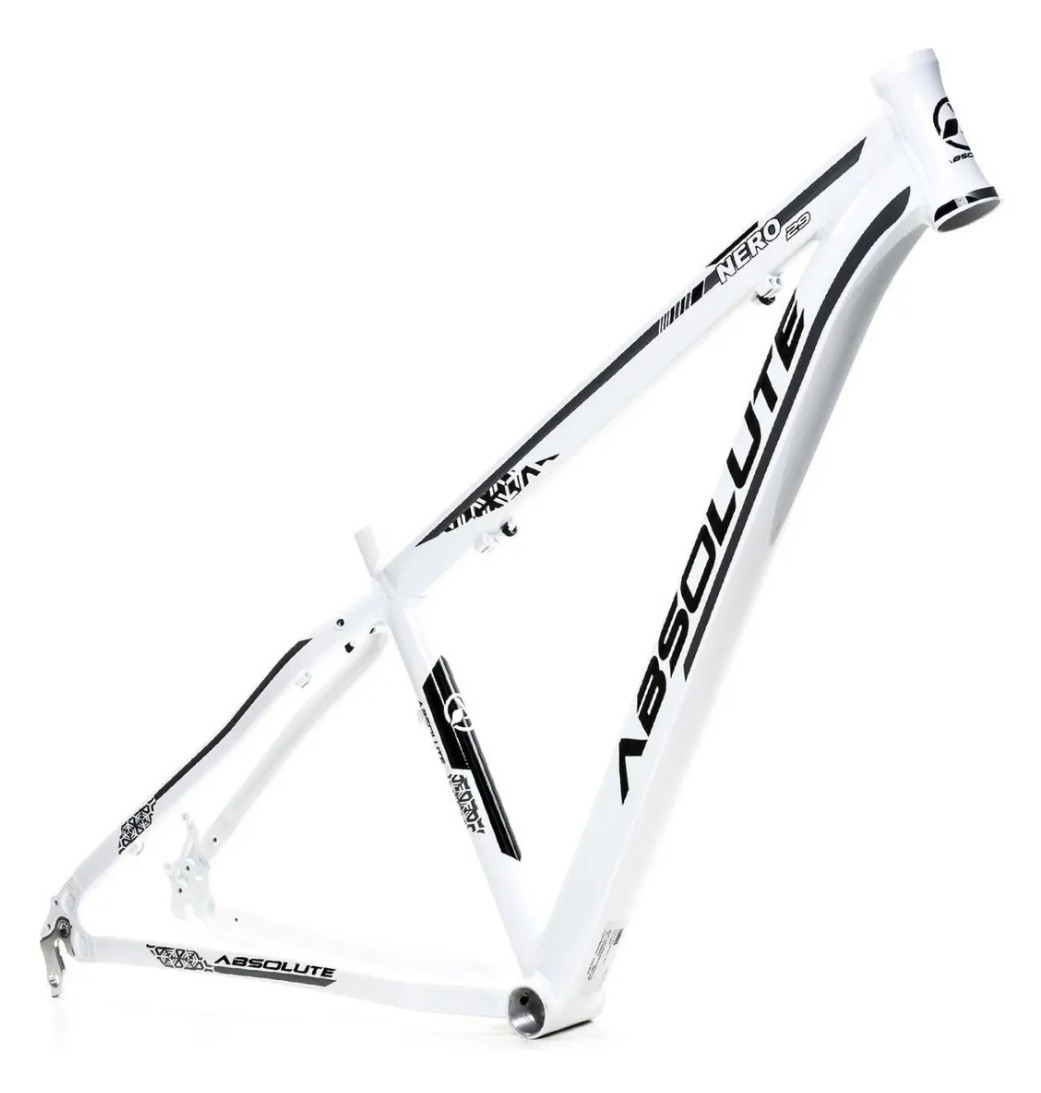 Quadro Bicicleta MTB Absolute Nero 3 - Branco