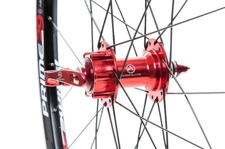 Roda Bike Mtb 29 Absolute Prime 8 A 12v Rolamentos Tubeless