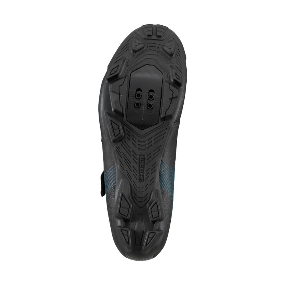 Sapatilha Shimano Mtb XC100W Feminina Velcro - Preta