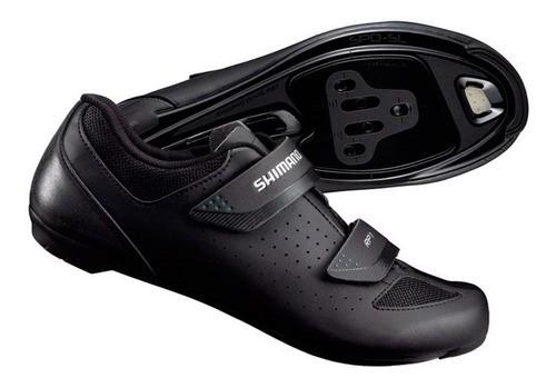 Sapatilha Shimano Speed Road Rp1 Rp100 Preto  - Calil Sport Bike