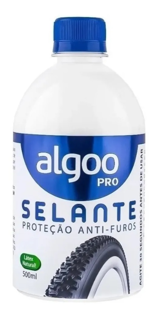 Selante Algoo Pro Pneu Bike Tubeless 500ml - 2 Unidades