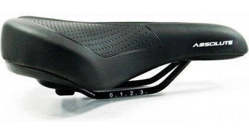 Selim Bike Conforto Absolute Vd850d Vazado Super Soft City  - Calil Sport Bike