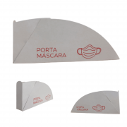 Porta Mascara 16,2x5,8x1,9 - 100 Unidades