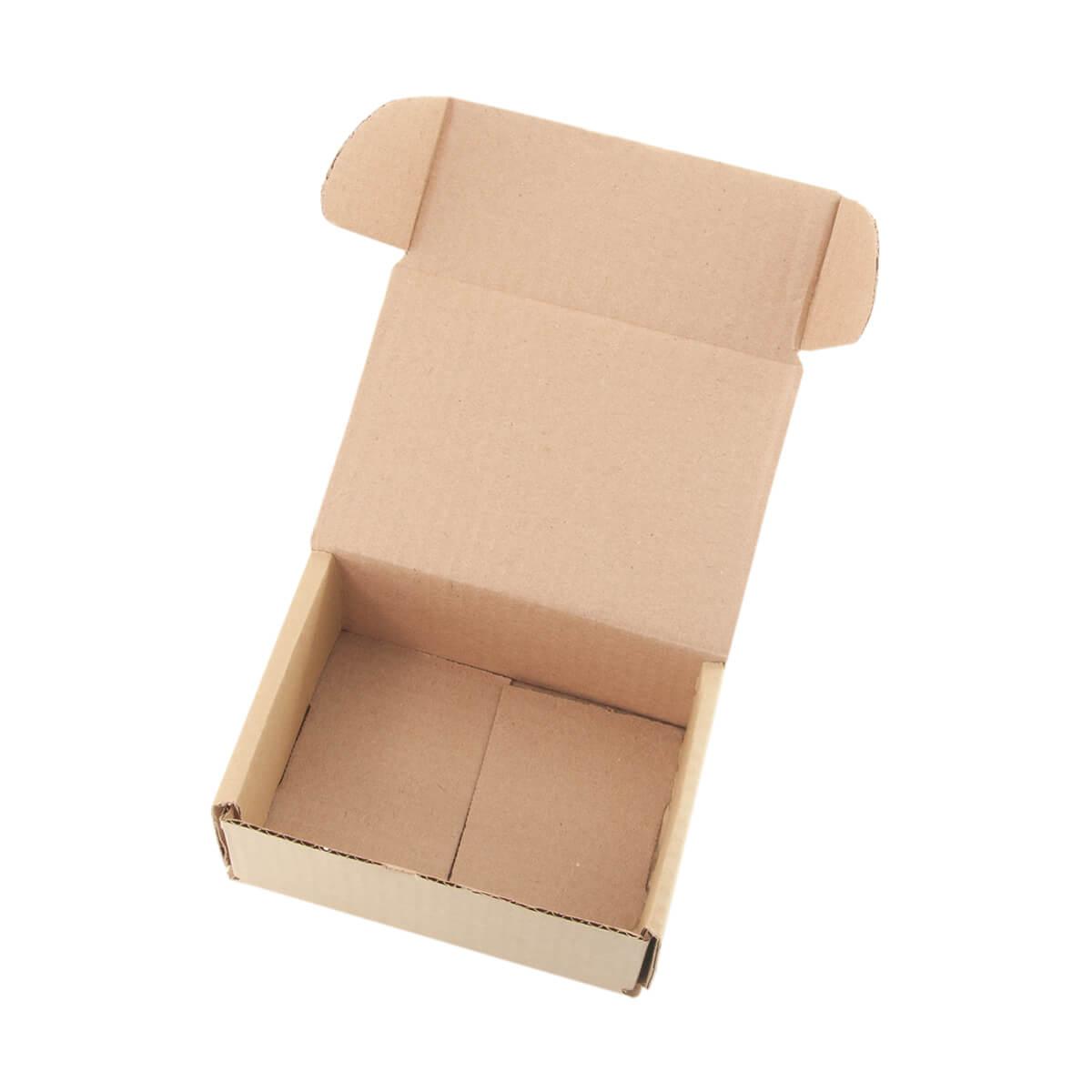 Caixa de Papelão Correios 16X10X6cm com 50 Unidades