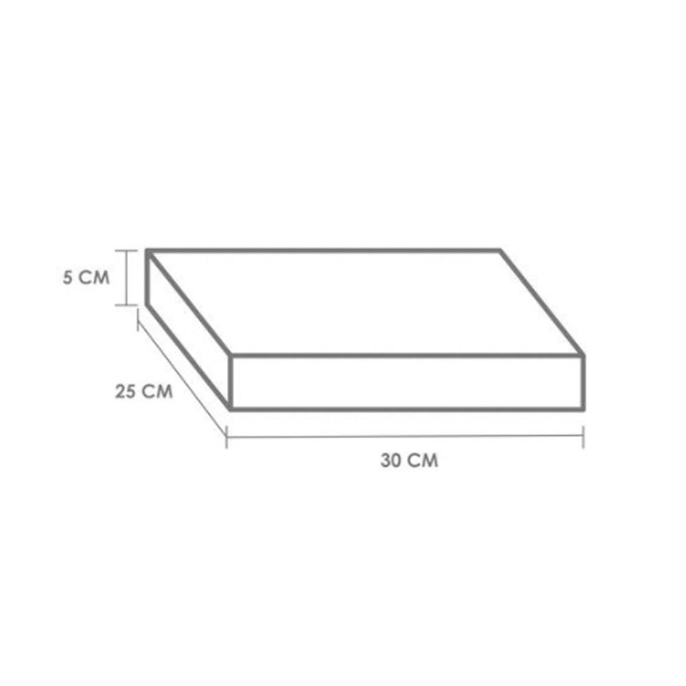 Caixa Kraft Conjugada 30x25x5 - 50 Unidades