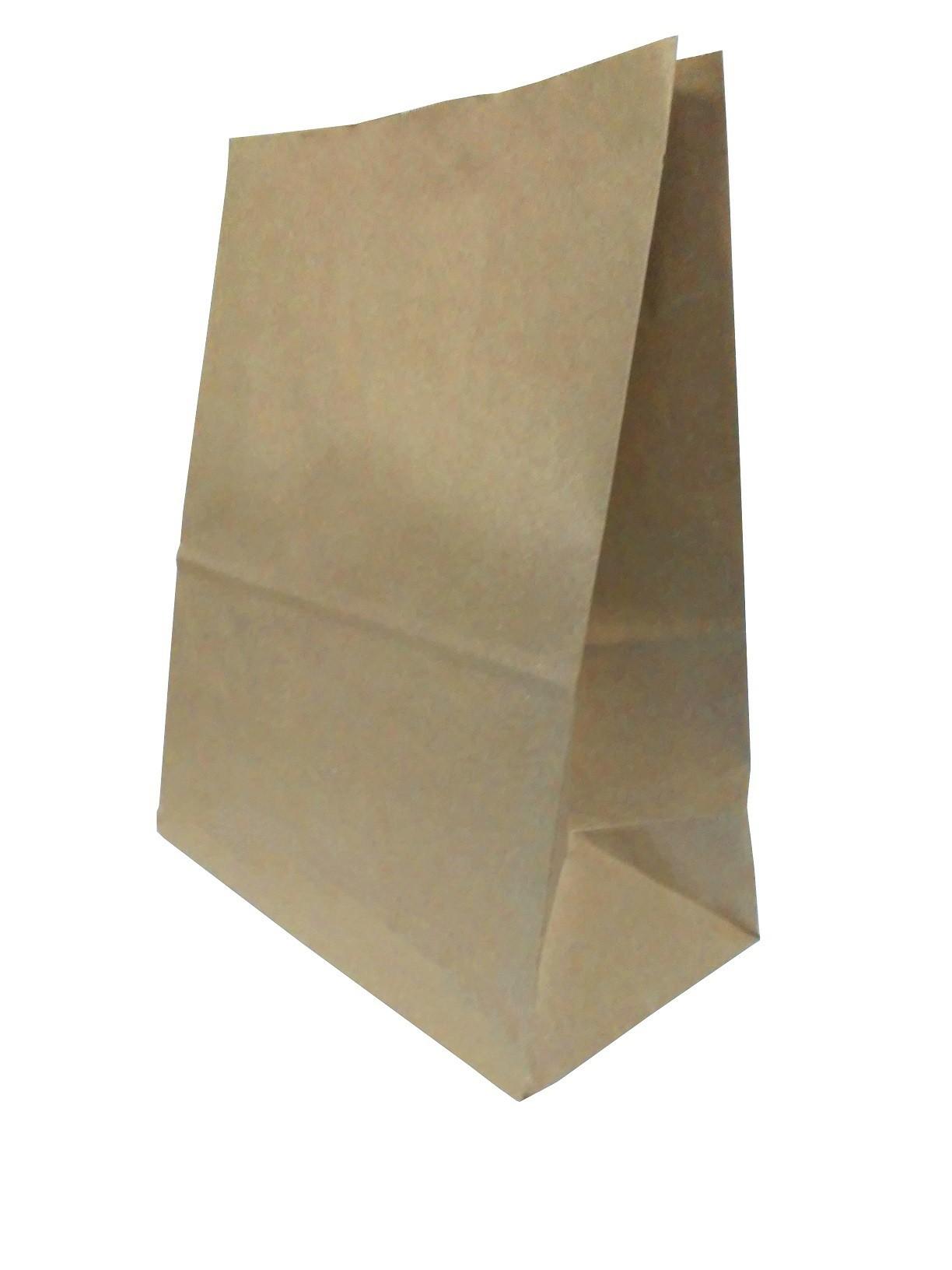 Saco Kraft Delivery - Kits 3 Tamanhos Pequeno, Médio e Grande